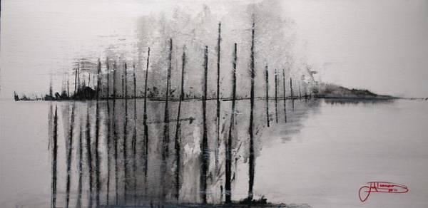 Painting - Quiet Morning by Jack Diamond