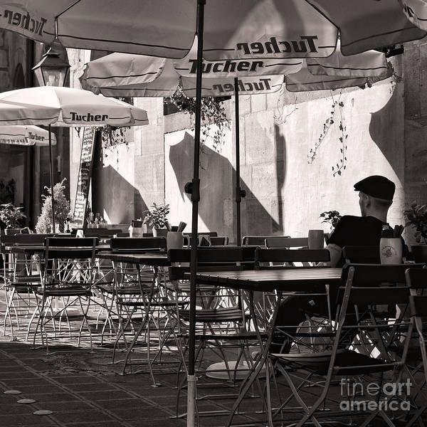Photograph - Quiet Terrace by Ari Salmela