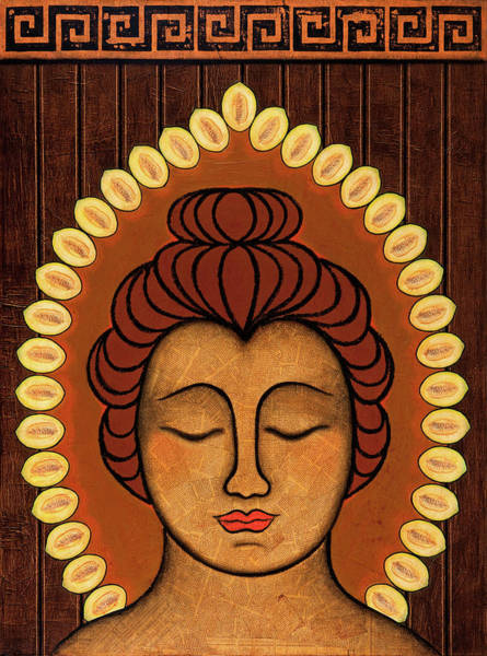 Wall Art - Painting - Radiant Peace by Gloria Rothrock