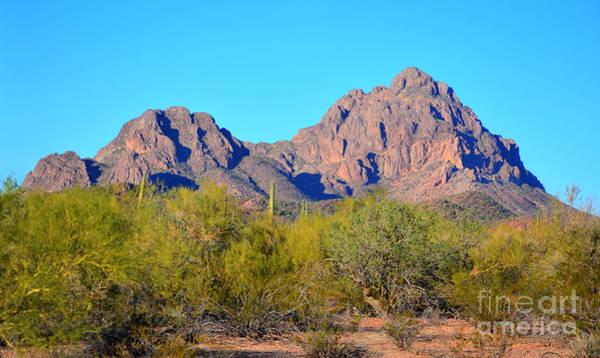 Photograph - Raggedy Top Mountain by Donna Greene