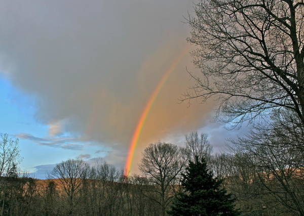 Photograph - Rainbow Brightest 3 by Cliff Spohn