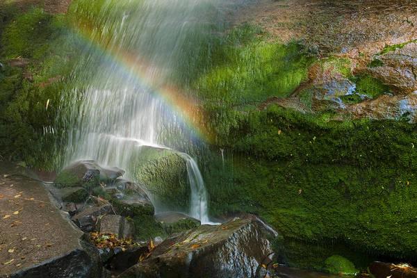 Photograph - Rainbow Falls by Ryan Heffron