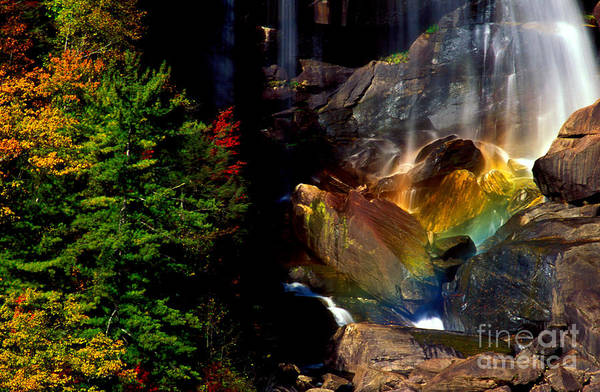Wall Art - Photograph - Rainbow Mist by Paul W Faust -  Impressions of Light