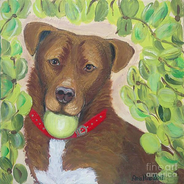 Painting - Ramon by Ania M Milo