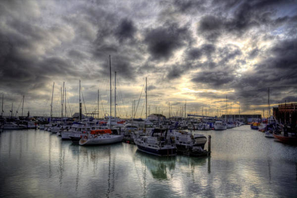 Wall Art - Photograph - Ramsgate Harbour by Lee-Anne Rafferty-Evans