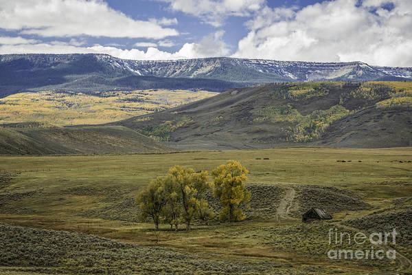 Photograph - Ranch Land by David Waldrop