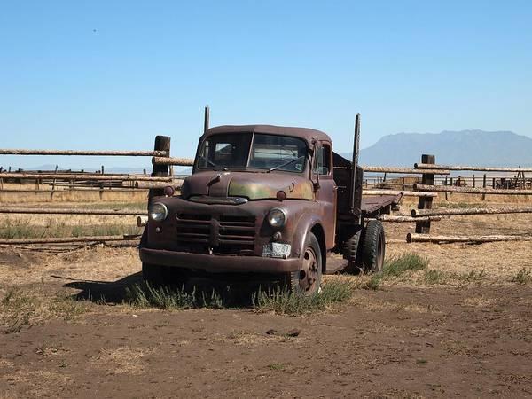 Wall Art - Photograph - Ranch Truck by Joshua House