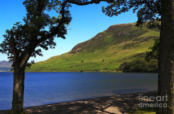 Wall Art - Photograph - Rannerdale Knotts And Crummock Water by Louise Heusinkveld