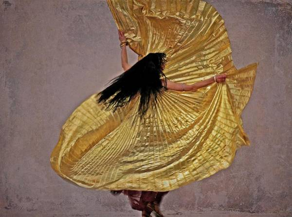 Belly Dancers Photograph - Raqs Sharqi by Odd Jeppesen
