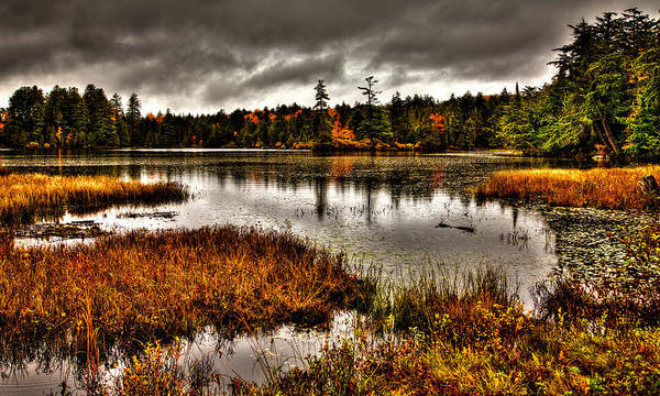 Photograph - Raquette Lake In Upstate New York by David Patterson