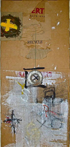 Painting - Recycle  by Cliff Spohn