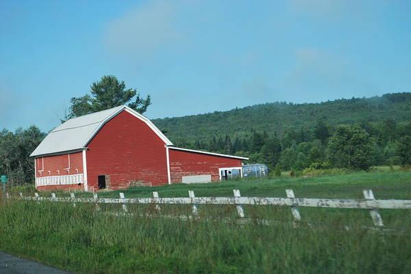 Wall Art - Photograph - Red  Barn by Gloria Warren