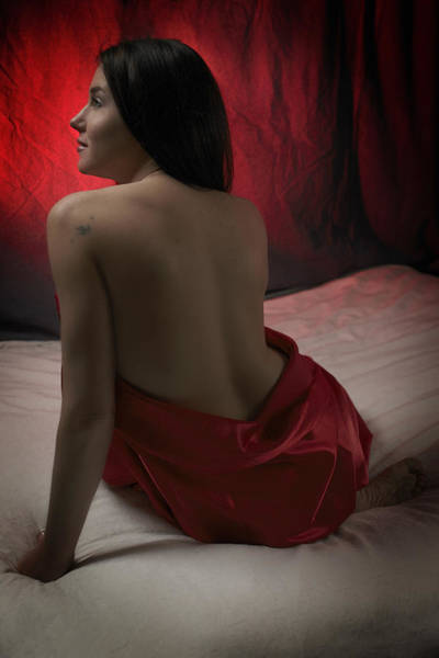 Photograph - Red Iv by Rick Berk