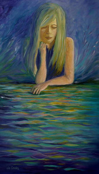 Painting - Reflecting On My Youth by Joanne Smoley