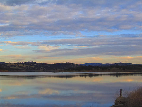 Photograph - Reflections 3 by Tony and Kristi Middleton