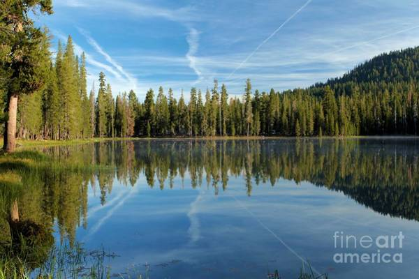 Photograph - Reflections At The Summit by Adam Jewell