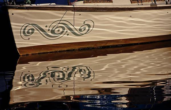 Lake Maggiore Photograph - Reflections by Joana Kruse