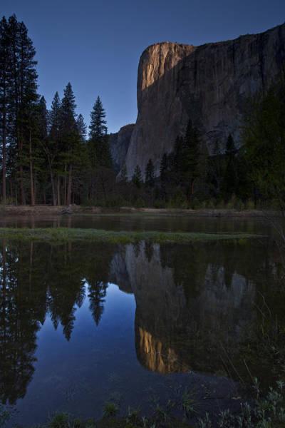 El Capitan Wall Art - Photograph - Reflections Of El Capitan by Rick Berk