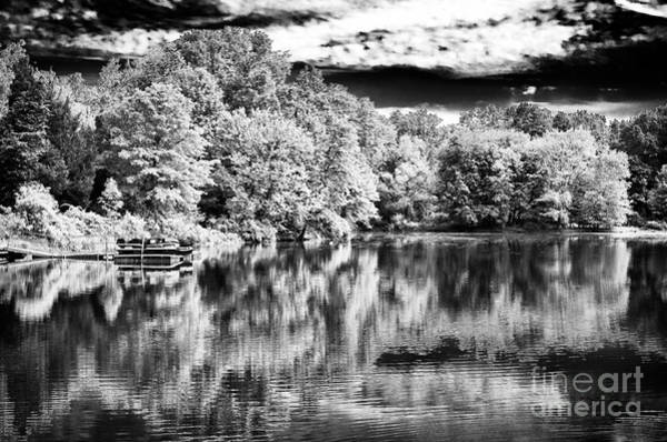 Photograph - Reflections On The Lake by John Rizzuto