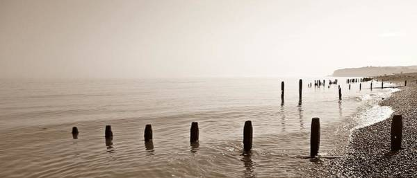 Foreshore Photograph - Relaxation by Sharon Lisa Clarke