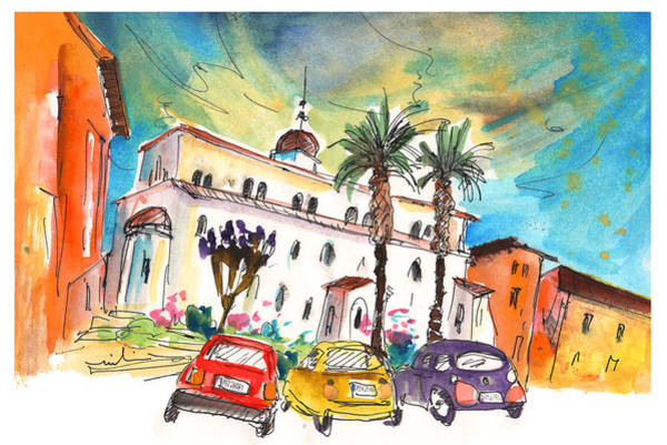 Painting - Rethymno 01 by Miki De Goodaboom