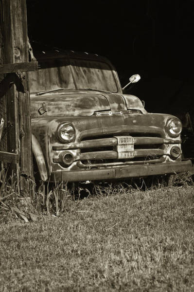 Photograph - Retired 3 by Sherri Meyer