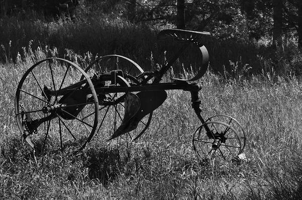 Photograph - Retired Farmer by Ron Cline