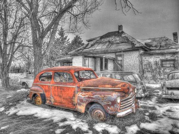 Photograph - Retired by HW Kateley