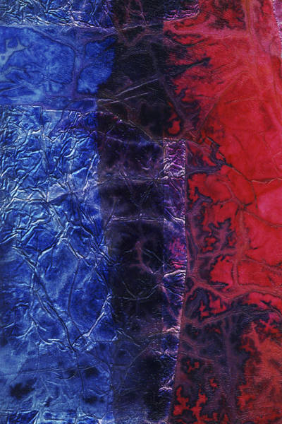Color Block Mixed Media - Rhapsody Of Colors 54 by Elisabeth Witte
