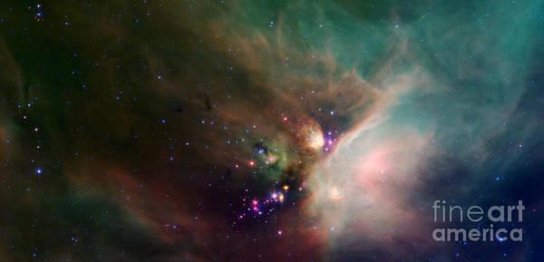 Photograph - Rho Ophiuchi Nebula by Stocktrek Images