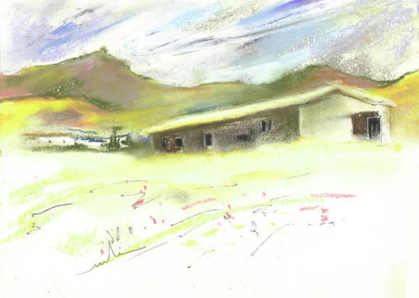 Ribera Del Duero Painting - Ribera Del Duero In Spain 15 by Miki De Goodaboom