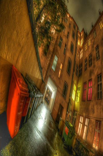 Wall Art - Photograph - Right Into A Corner by Nathan Wright