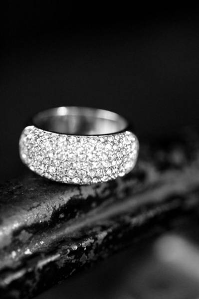 Jewelery Photograph - Ring Me In by Julie Thurgood