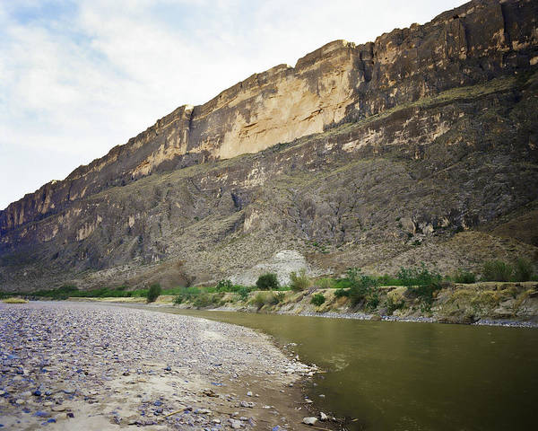Photograph - Rio Grand River And Beach by M K Miller