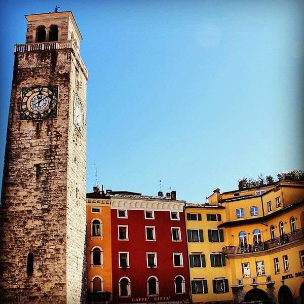 Italy Wall Art - Photograph - Riva Del Garda by Luisa Azzolini