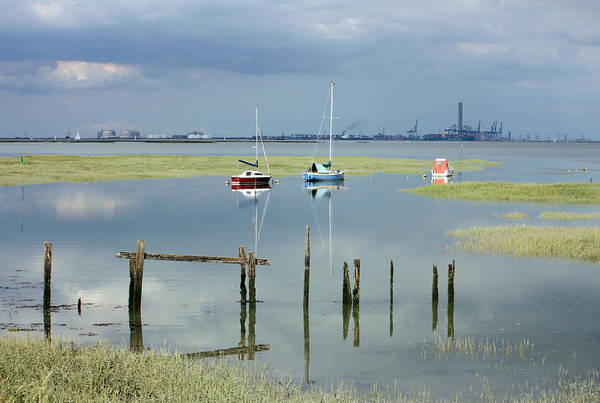 Wall Art - Photograph - River Medway by Dawn OConnor