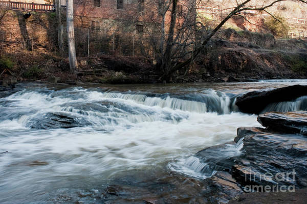 Photograph - River Mill by Michael Waters