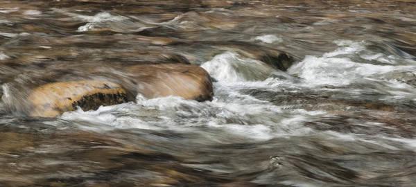 Photograph - River Rock by Lou  Novick