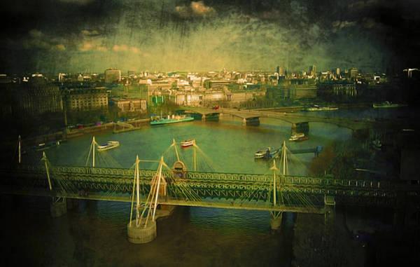 River Thames Digital Art - River Thames  by Svetlana Sewell
