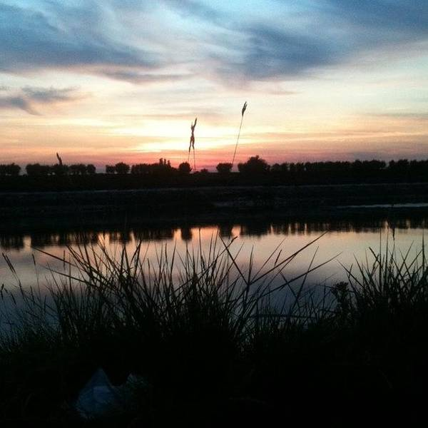 Norfolk Photograph - River View - No Filter by Just Berns
