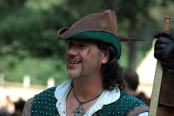 Photograph - Robin Hood by Teresa Blanton