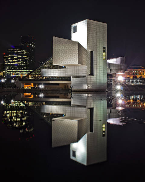 Photograph - Rock Hall Reflection by At Lands End Photography