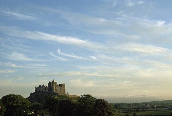 Horizontally Photograph - Rock Of Cashel, Co Tipperary, Ireland by The Irish Image Collection