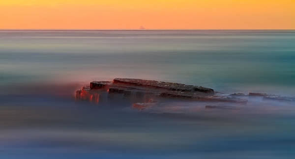 Photograph - Rock Of Inspiration by Mark Lucey