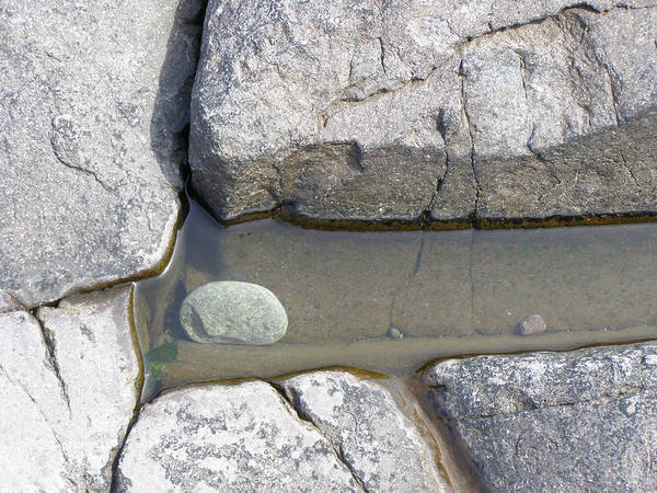 Photograph - Rock On Rock by Frederic Durville