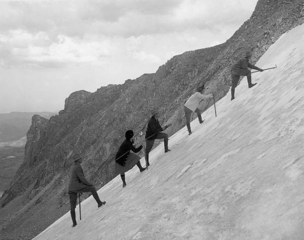 Photograph - Rocky Mountain Park by Granger