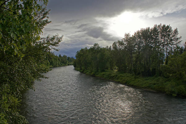 Rogue Valley Photograph - Rogue River In May by Mick Anderson