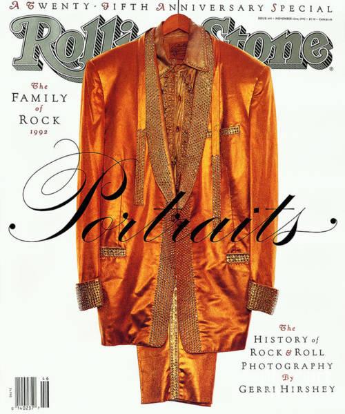 Anniversary Photograph - Rolling Stone Cover - Volume #643 - 11/12/1992 - Twenty-fifth Anniversary - The Portraits by Albert Watson