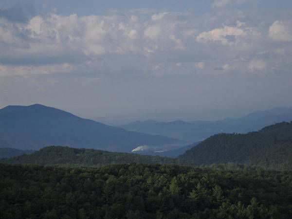 Photograph - Rolling Through The Blue Ridge by Victoria Ashley
