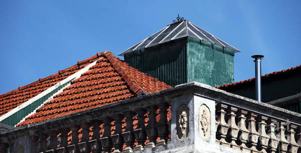 Wall Art - Photograph - Roof Colors In Lisbon by John Rizzuto
